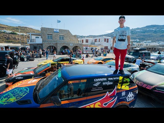 19 YEAR OLD TAKES ON GUMBALL 3000! *CRAZIEST WEEK OF MY LIFE*