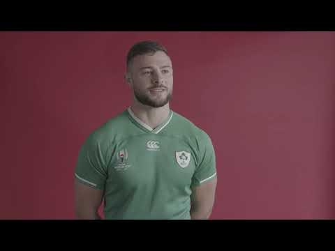 Canterbury Rugby World Cup Interviews Robbie Henshaw Ireland Rugby