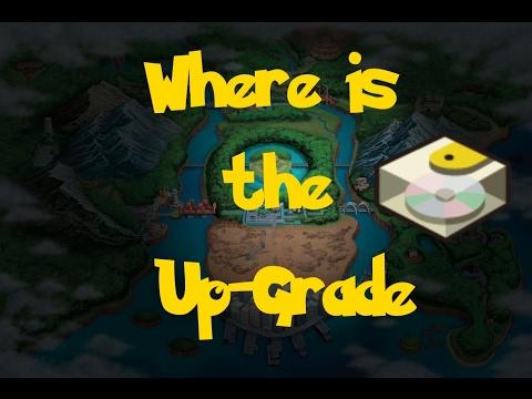 Where Is: The Up-Grade (Location 1) (Pokemon Black 2/White 2)
