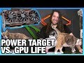 Ask GN 107: Does Max Power Target Kill Cards? Ft. Kingpin & TiN Answers