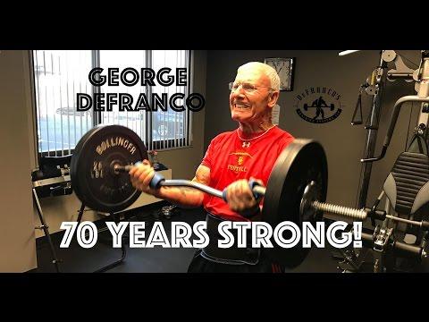 George DeFranco 70 Years STRONG | Dr. Tom Talks Ketones | VLOG #5