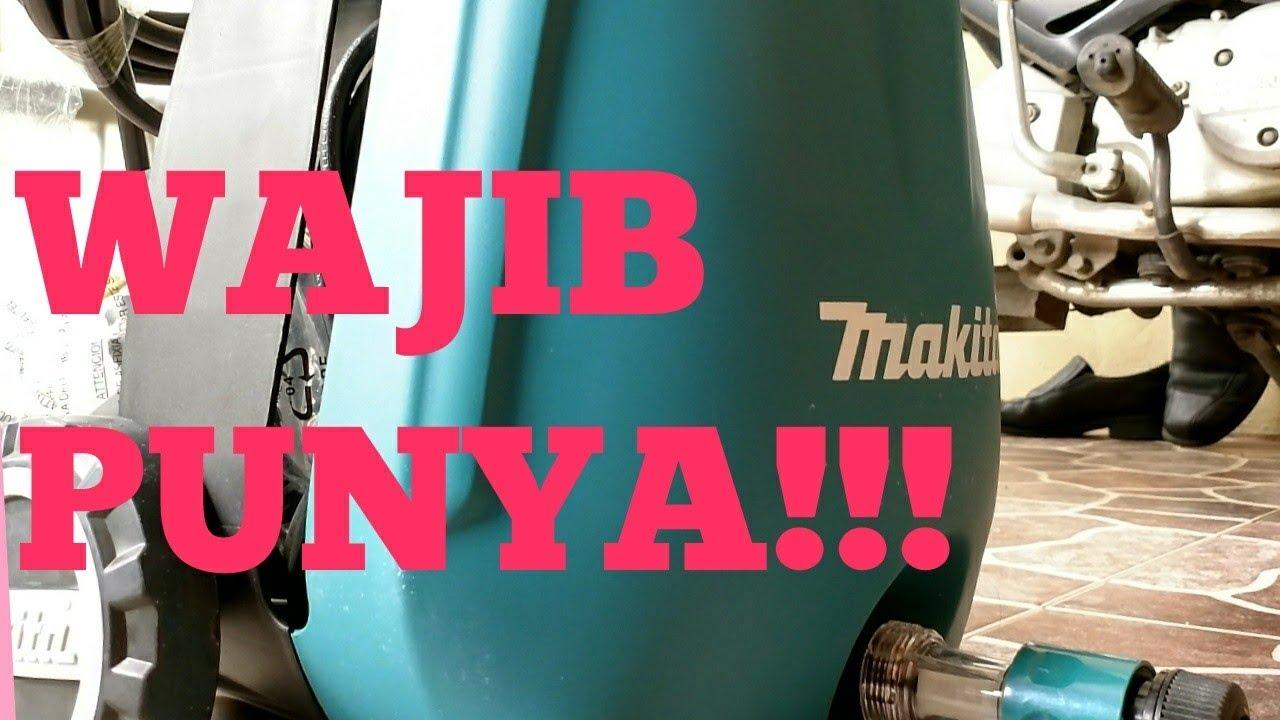 Review Makita Hw 102 Jet Cleaner Bukan Lakoni Laguna 70 Youtube