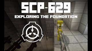 SCP-629 explores the FOUNDATION during Containment Breach