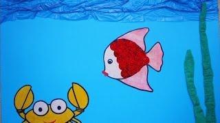 Kırmızı Balık Şarkısı + Şarkı Sözü - çocuk şarkısı