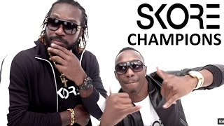 SKORE Champion Song - Dwayne