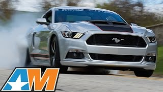 810 HP Make A Wish 2015 Mustang GT Built By Chip Foose & MMD - Hot Lap
