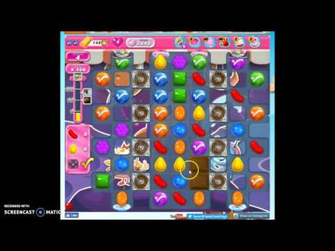 Candy Crush Level 2642 help w/audio tips, hints, tricks