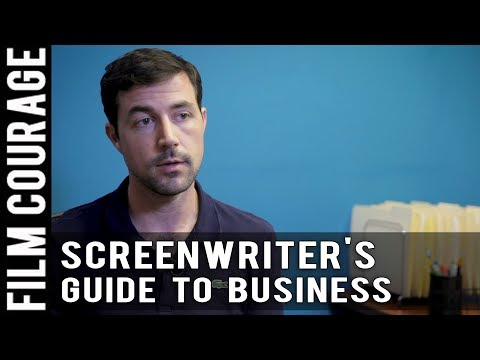 A Screenwriter's Guide To The Movie Business - Scott Kirkpatrick [FULL INTERVIEW]