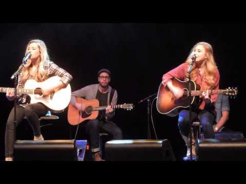 "Maddie & Tae ""Fly"" (Long Island 2/5/15)"
