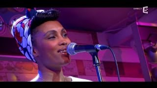 "Imany ""The goood, the bad and the crazy"" - C à vous - 29/05/2014"