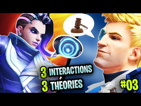 3 Interactions →  3 Théories ► Lore Overwatch FR [Episode 03] thumbnail