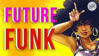 best of future funk mix october 2017