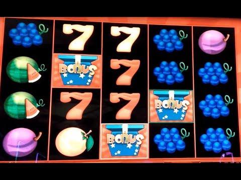 Live Play On Fruit Jack (Multi Lotto) Slot Machine With Bonus - Free Spins