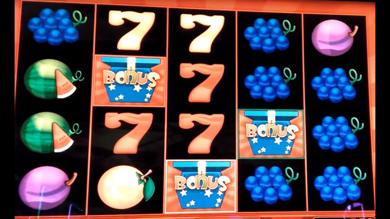 touchscreen photoplay spielautomat