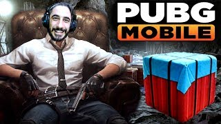 GİZLİ MAĞARAYA GİRİŞ VE EFSANE BİR MAÇ - PUBG Mobile
