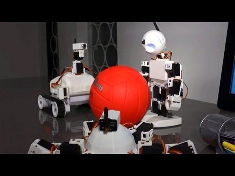 EZ Robot Revolution -The Revolution is Here