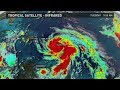 Hurricane Maria Forecast: 5 a.m. Tuesday Forecast