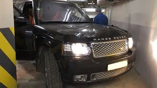 Range Rover WESTMINSTER! ТОП , ЖИР-БЫЛ!