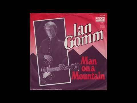 Ian Gomn   Man on a mountain