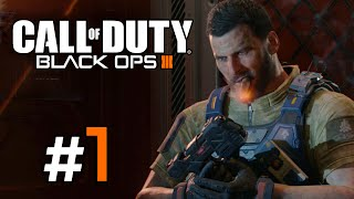 "Call of Duty: Black Ops 3 - Gameplay Walkthrough (Part 1) ""Black Ops"""