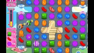 Candy Crush Level 324 - 2 stars - No boosters - 104,040 pts