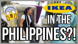 VLOG: Ikea of the Philippines?! + STRANGE DOG!! | Arj Barcelona