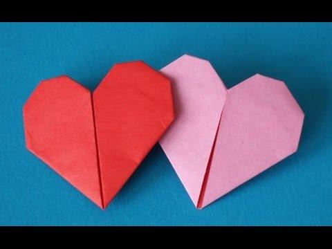 Открытка в форме сердца своими руками