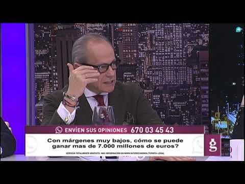 García Serrano no descarta un estallido social
