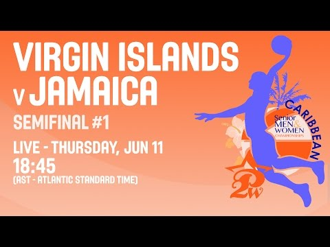 Barbados v Bahamas - Semifinal - 2015 CBC Women's Championship