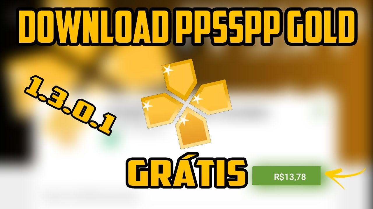 baixar emulador ppsspp gold para android gratis