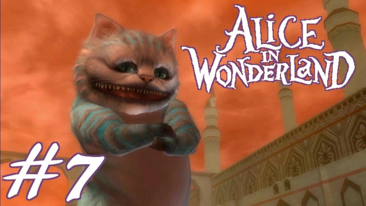 Lets Play Alicja W Krainie Czarów Cz 7 Czeszek I Znikanie Youtube