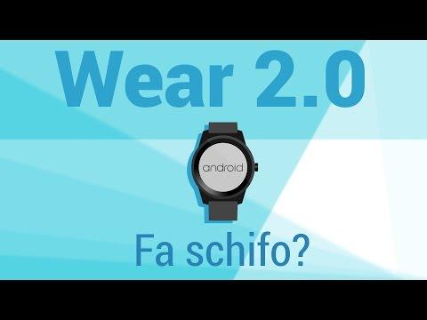 Android wear 2.0 fa schifo: ecco perché [recensione]