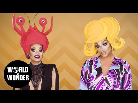 FASHION PHOTO RUVIEW: All Stars 3 Wigs on Wigs on Wigs with Raven and Mariah Balenciaga