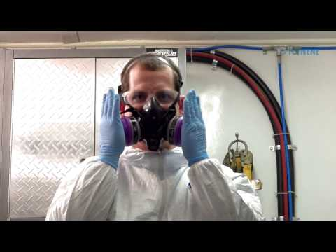 Icynene Spray Foam Insulation: Personal Protective Equipment - SPANISH