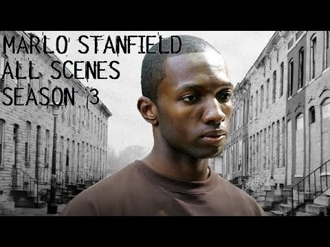 Marlo Stanfield all scenes part I