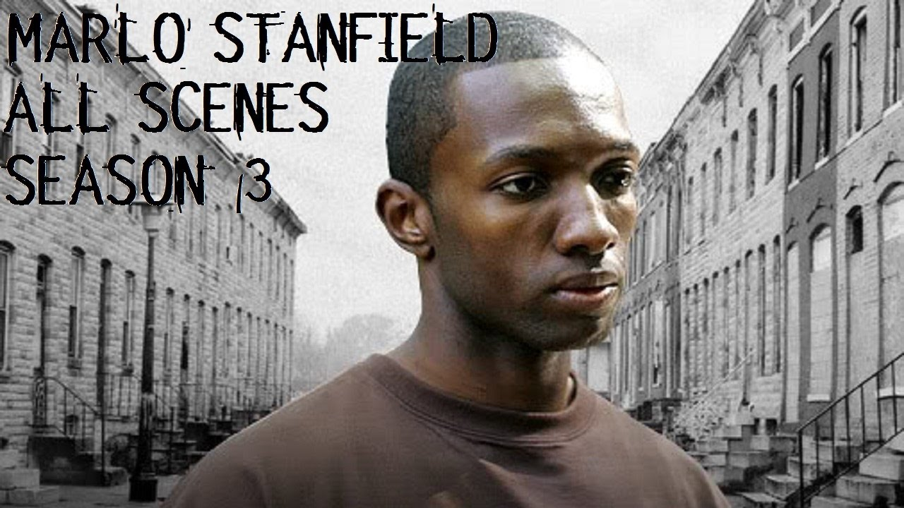 Marlo Stanfield all scenes part I - YouTube