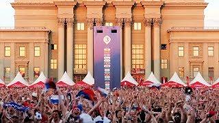 ИСПАНИЯ - РОССИЯ | Серия пенальти | Реакция болельщиков в Самаре