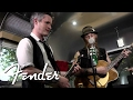 Devil Makes Three Perform at Fender Airstream | Fender