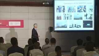 Millennium Technology Prize &TEDx Shanghai presentations
