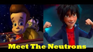 Meet The Neutrons (Meet The Robinsons) Trailer