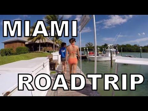 Road trip from MIAMI to KEY WEST (Florida Keys)