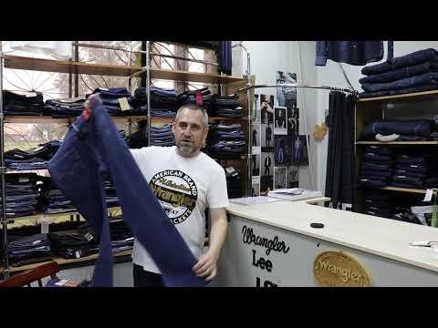Базовые модели джинсов Wrangler Lee Levis Pantamo Westland