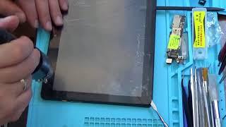 зАМЕНА ТАЧСКРИНА (сенсора) ПЛАНШЕТА DIGMA OPTIMA Prime 2 3G TS7067PG