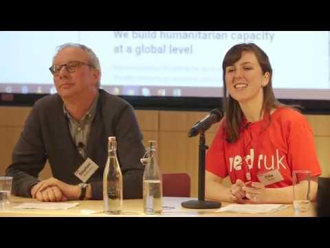 redr kickstart your humanitarian career 2018 youtube