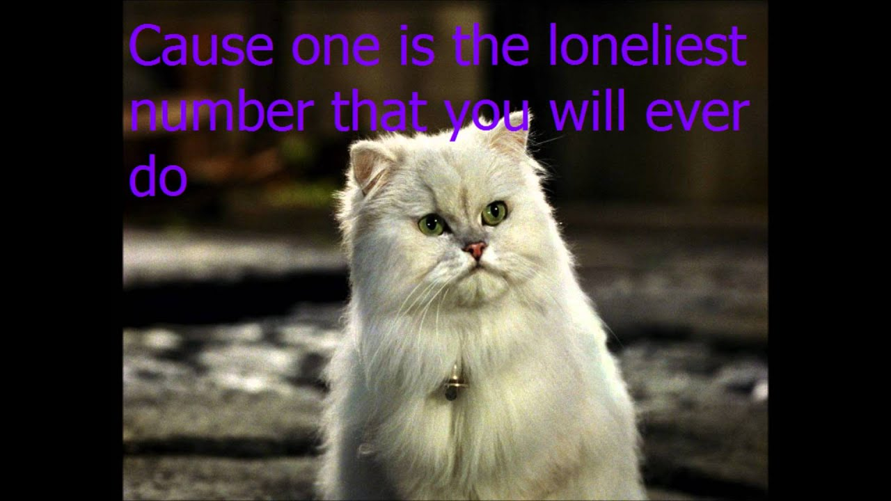 Three Dog Night - One (is The Loneliest Number) Lyrics ...