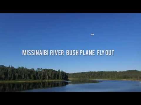 Missinaibi River Bush Plane Fly Out
