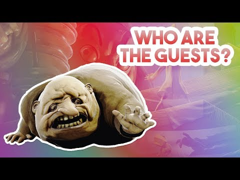 Little Nightmares Characters Explained: Who Are The Guests?