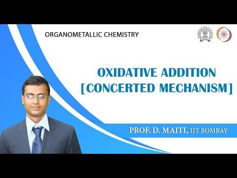 Oxidative Addition [1.Concerted Mechanism]