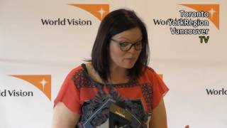 World Vision Golf Tournament, media conference, 20170525