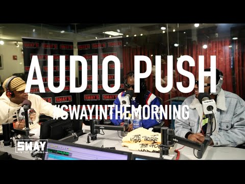 Audio Push on What the Good Vibe Tribe Really Means, Feedback From Drake & Relationship With Hit-Boy